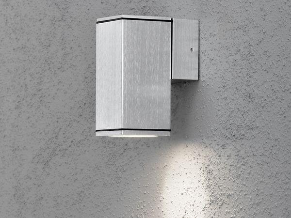 KONSTSMIDE MONZA 7908-310, Wandleuchte, Aluminium - Produktbild 1