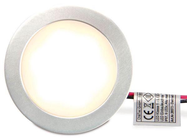 LED-Einbauleuchte, EEK: F, 0,5 W, 45 lm, 3000 K - Produktbild 3