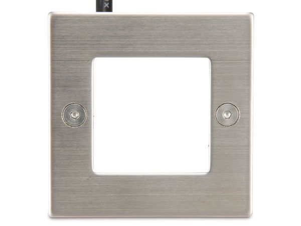 LED-Einbauleuchte, 70x70 mm, EEK: G, 1,5 W, 40 lm, 6200K - Produktbild 2