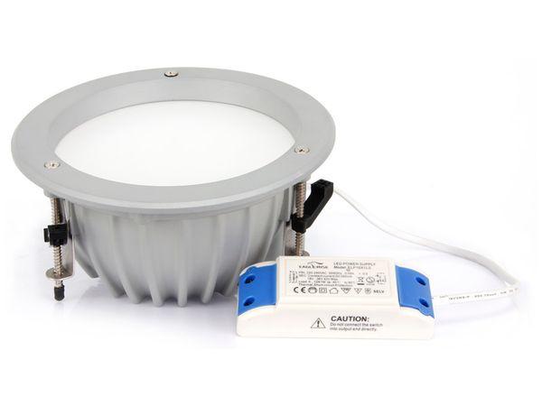 LED-Einbauleuchte NEO-NEON B0791, 13W, 650 lm, 5650K - Produktbild 1
