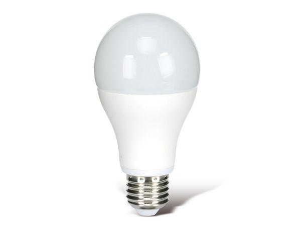 LED-Lampe, E27, 100...240 V~, 12 W, matt