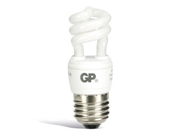 Energiesparlampe GP 057468-ESB1, E27, 7 W, 330 lm