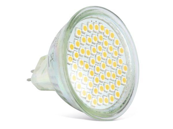LED-Lampe, MR16, 3 W, 2700 K, 180 lm, warmweiß