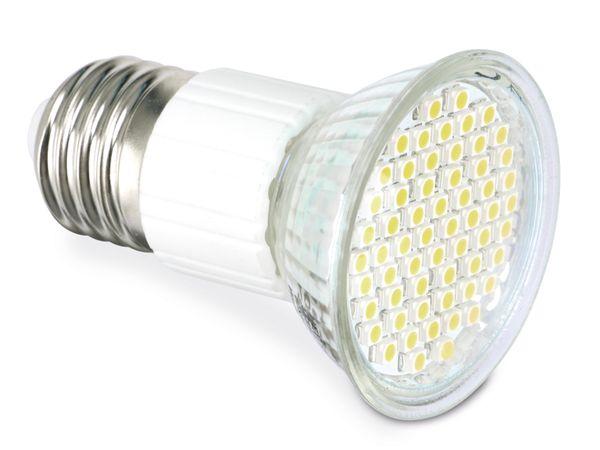 LED-Lampe, E27, 3 W, 2700 K, 180 lm, HEITRONIC 16892 - Produktbild 1