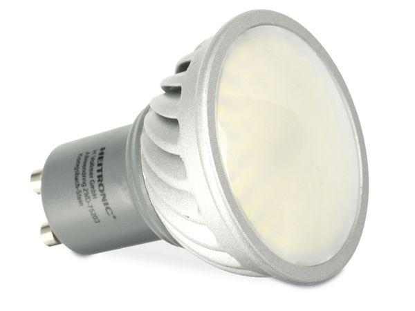 LED-Lampe, GU10, 5 W, 6400 K, 400 lm, matt - Produktbild 1