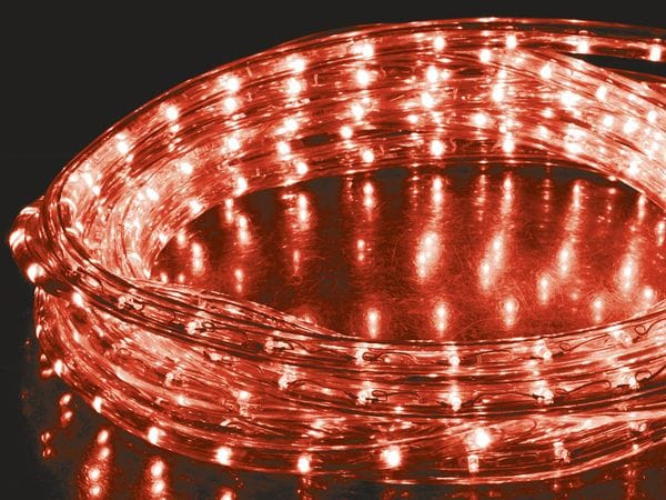 LED-Lichtschlauch DAYLITE LLS-6/R, 6 m, IP44, rot