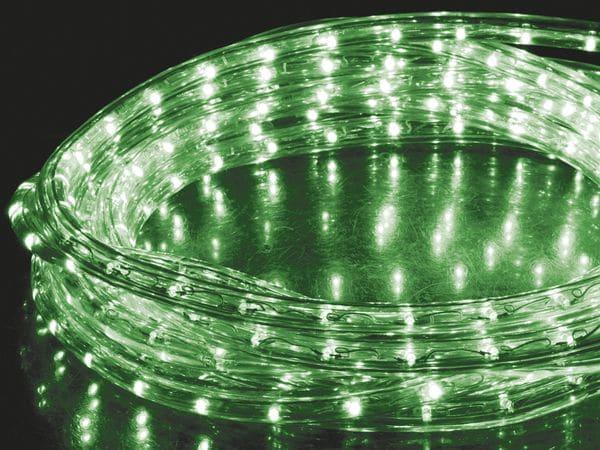 LED-Lichtschlauch DAYLITE LLS-6/G, 6 m, IP44, grün