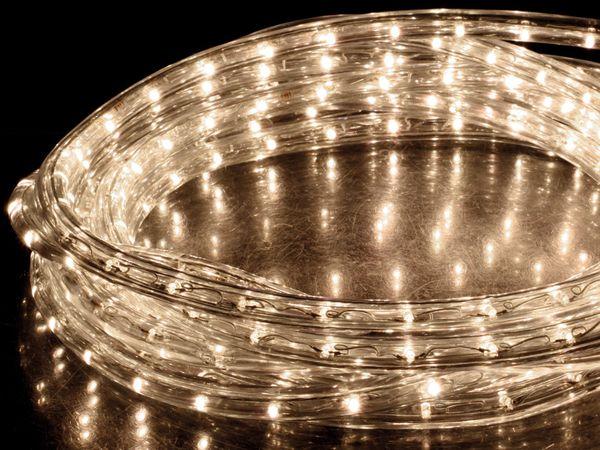 LED-Lichtschlauch DAYLITE LLS-6/W, 6 m, IP44, weiß
