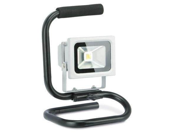 LED-Baustrahler DAYLITE LB-10N, EEK: A+, 10 W, 830 lm, 4000 K - Produktbild 1