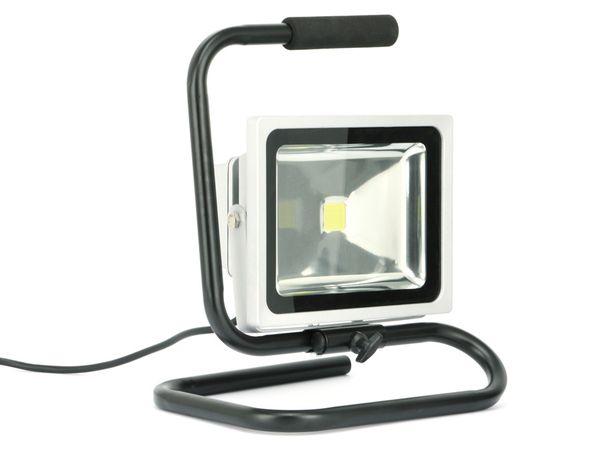 LED-Baustrahler DAYLITE LB-30N, EEK: A+, 30 W, 2510 lm, 4000 K - Produktbild 1
