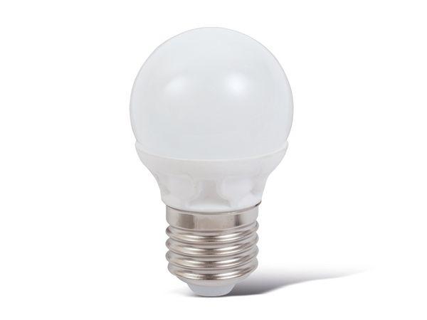 LED-Lampe, E27, 230 V~, 3,5 W, 3000 K, 250 lm, matt