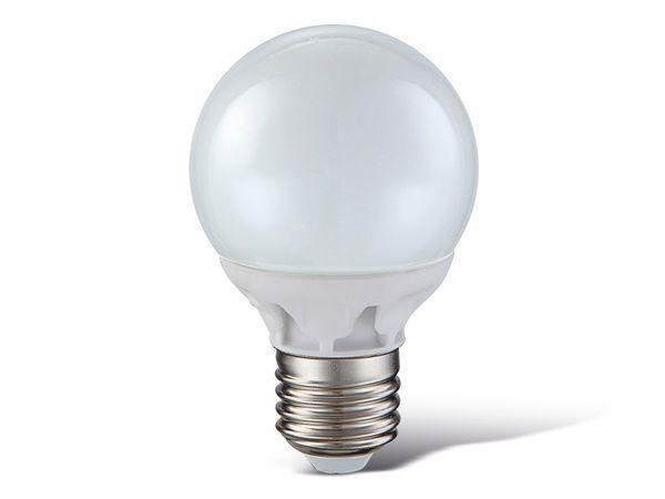 LED-Lampe, E27, 230 V~, 5,5 W, 3000 K, 470 lm, matt