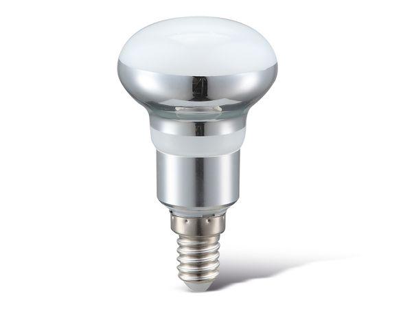 LED-Lampe, E14, 230 V~, 4 W, 3000 K, 250 lm, satiniert