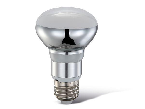 LED-Lampe, E27, 230 V~, 6 W, 3000 K, 300 lm, satiniert