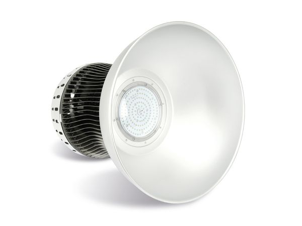LED-Hallenstrahler DAYLITE LHS-200, 4000 K, 16000 lm, Alu - Produktbild 1