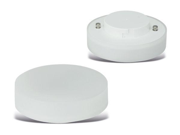 LED-Lampe DAYLITE GX53-300/W,GX 53, EEK: A+, 4 W, 300 lm, 3000 k