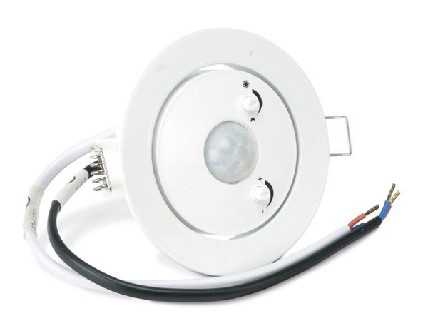 Bewegungsmelder HEITRONIC TURKU, weiß - Produktbild 1
