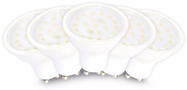 LED-Lampe DAYLITE GU10-280WW, GU 10, EEK: A ++, 3 W, 280 lm, 3000 K, 5 St. - Produktbild 1