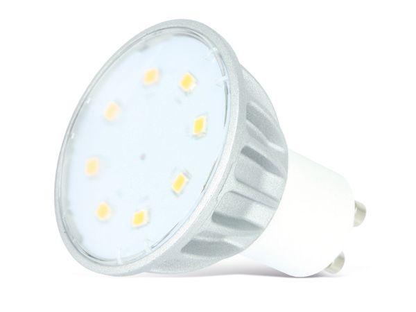 LED-Lampe DAYLITE GU10-340WW, GU 10, EEK: A++, 3,8 W, 340 lm, 3000 k, 5 St. - Produktbild 1
