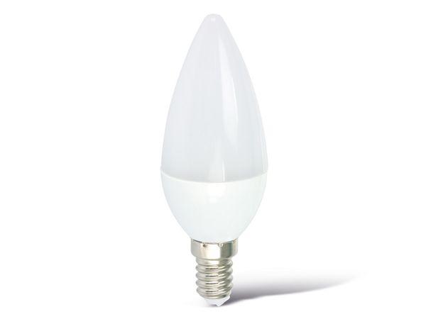 LED-Lampe DAYLITE K-E14-250WW, Kerze, 3 W, 250 lm, 5 Stück