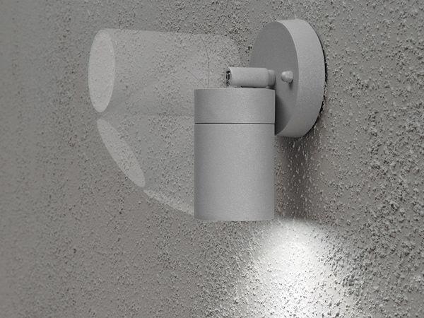 KONSTSMIDE MODENA SPOT 7598-300 Wandspot, grau - Produktbild 1