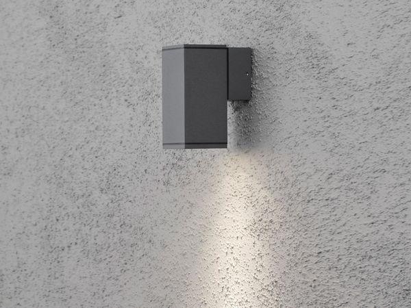 KONSTSMIDE MONZA 7908-370 Wandleuchte, Aluminium - Produktbild 1