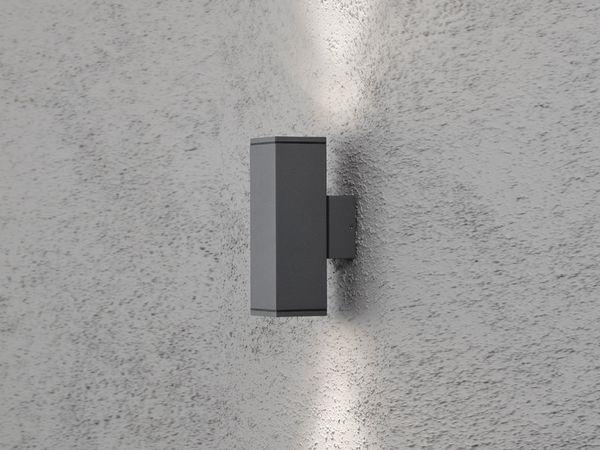 KONSTSMIDE MONZA Up&Down 7907-370, Wandleuchte anthrazit - Produktbild 1