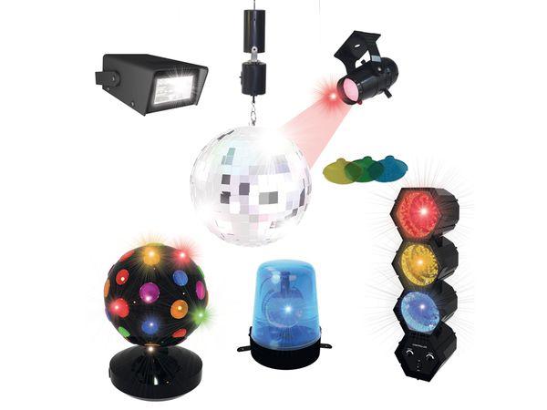 Lichteffekt-Set, 6-teilig