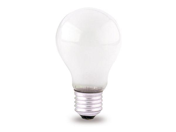 Glühlampe PHILIPS, E27, 60 W, matt