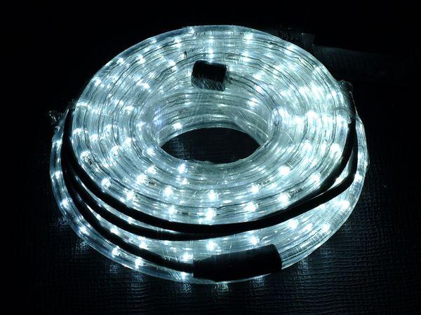 LED-Lichtschlauch ILUFA 168067, 10 m, IP44, kaltweiß