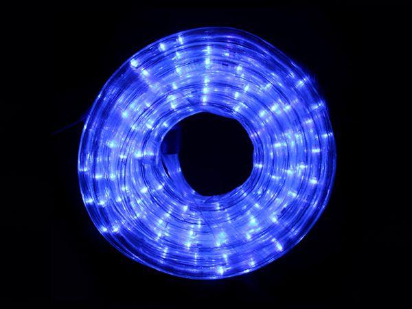 LED-Lichtschlauch ILUFA 168076, 20 m, IP44, blau