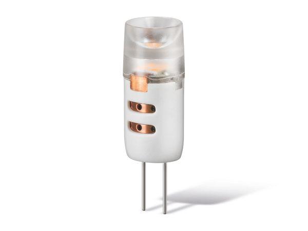 LED-Lampe DAYLITE G4-90WW, 1,2 W, 90 lm, warmweiß