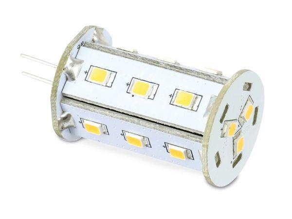 LED-Lampe DAYLITE G4-250WW, 2,4 W, 250 lm, warmweiß
