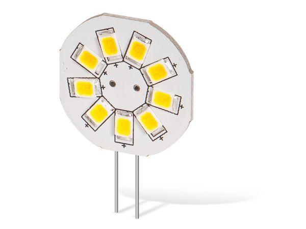 LED-Lampe DAYLITE G4-133WW-S, G 4, EEK: A++, 1,5 W, 133 lm, 3000 k - Produktbild 1