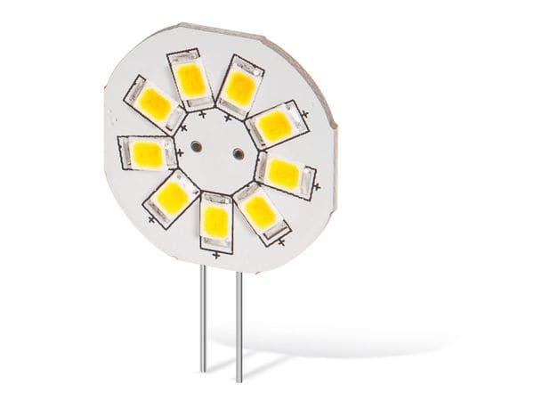 LED-Lampe DAYLITE G4-133KW-S, G 4, EEK: A++, 1,5 W, 133 lm, 6300 k - Produktbild 1