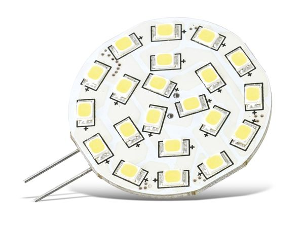 LED-Lampe DAYLITE G4-300KW-S, G 4, EEK: A++, 3 W, 300 lm, 6300 k - Produktbild 1