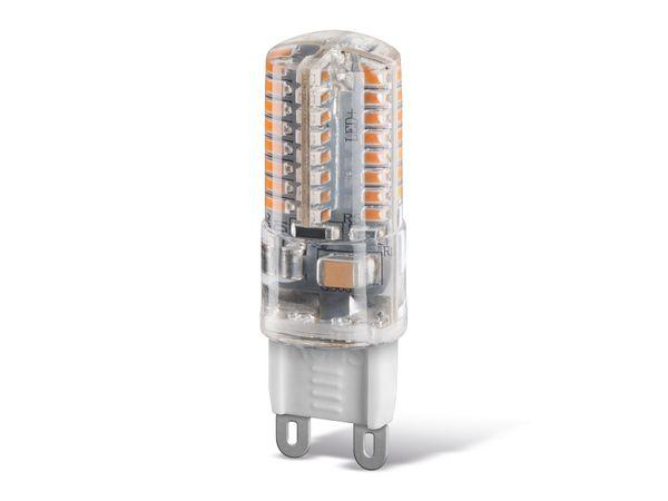 LED-Lampe DAYLITE G9-200KW, 3,5 W, 200 lm, kaltweiß