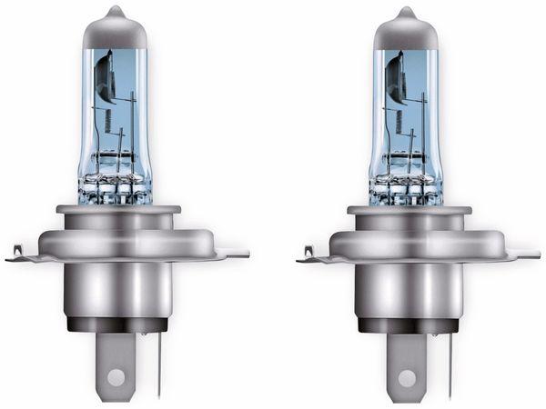 Halogen-Autolampe H4 OSRAM COOL BLUE INTENSE 64193CBI, 2 Stück - Produktbild 1