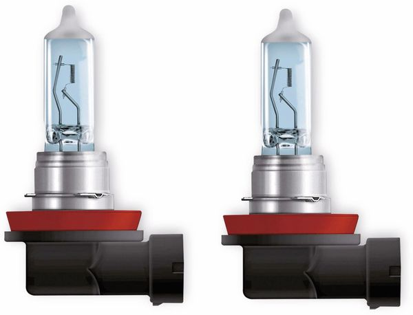 Halogen-Autolampe H11 OSRAM COOL BLUE INTENSE 64211CBI, 2 Stück