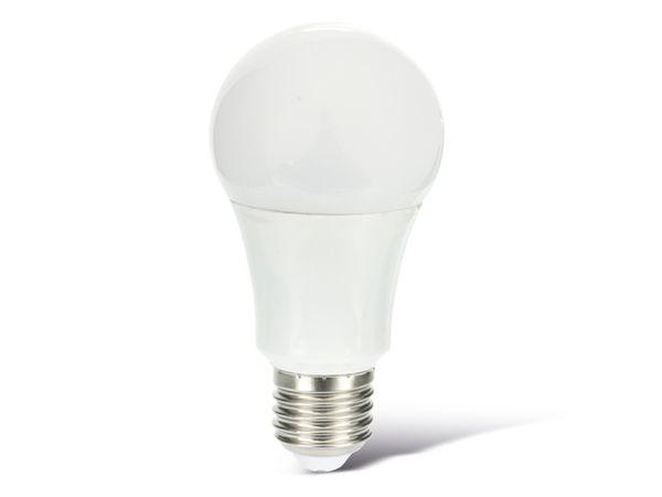 LED-Lampe DAYLITE BM-E27-806WW, Ball, 9,5 W, 806 lm, warmweiß, 5 Stück