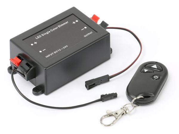 LED-Dimmer mit Funk-Fernbedienung - Produktbild 1