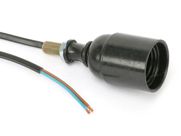 Lampenfassung mit Kabel, E27