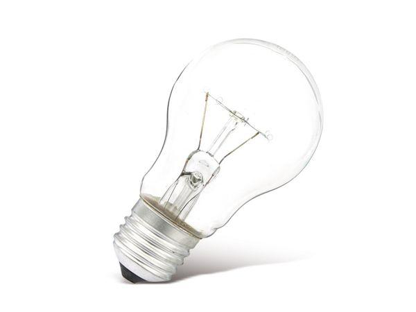 Glühlampe PHILIPS, E27, 40 W, klar