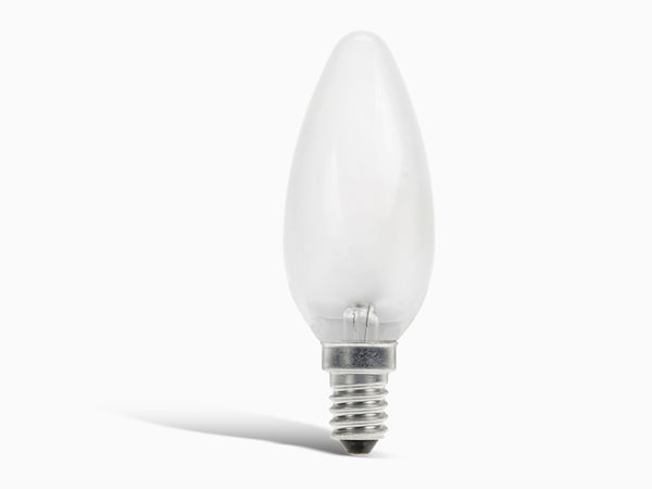 Glühlampe PHILIPS, E14, 60 W, matt