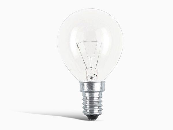 Glühlampe PHILIPS, E14, 40 W, klar