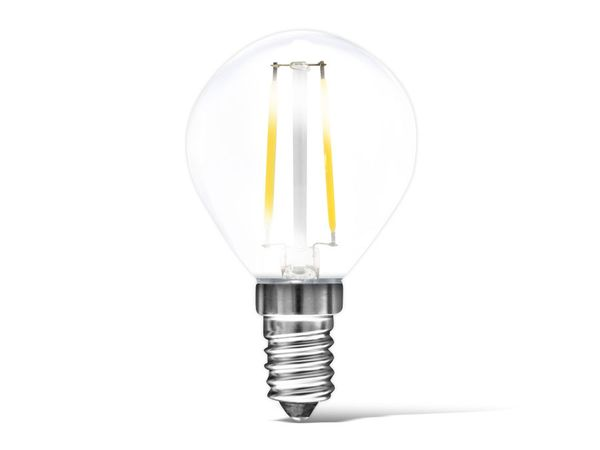 LED-Lampe MÜLLER-LICHT 24616, E14, EEK: A++, 2 W, 210 lm, 2700 K