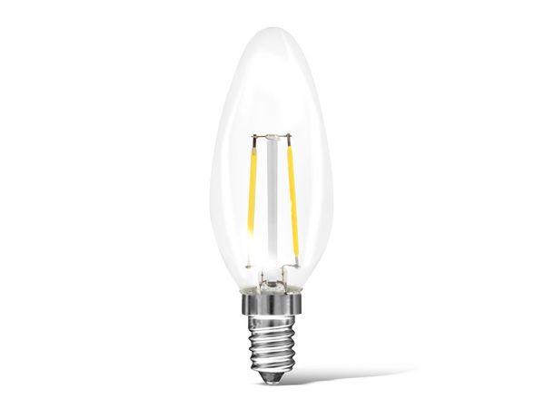 LED-Lampe MÜLLER-LICHT 24617, E14, EEK: A++, 2 W, 210 lm, 2700 K
