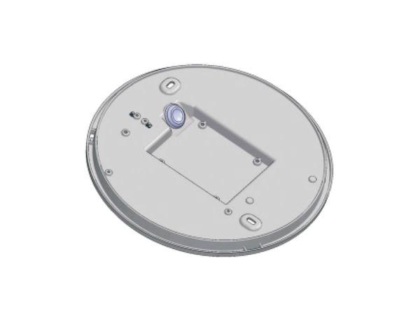 LED Wand- und Deckenleuchte DAYLITE WDL-245W/W, EEK: A+, 14 W, 1290 lm - Produktbild 4