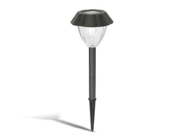 LED Solar-Gartenleuchte DAYLITE SGL-3S, schwarz - Produktbild 1