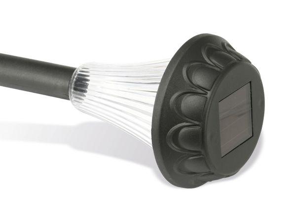 LED Solar-Gartenleuchte DAYLITE SGL-5S, schwarz - Produktbild 3